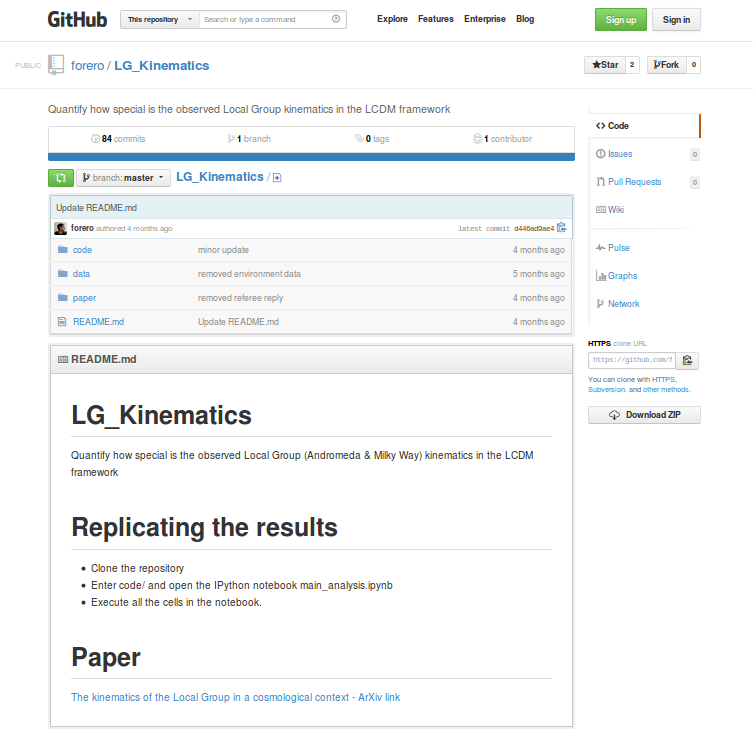 Local Group Kinematics Github