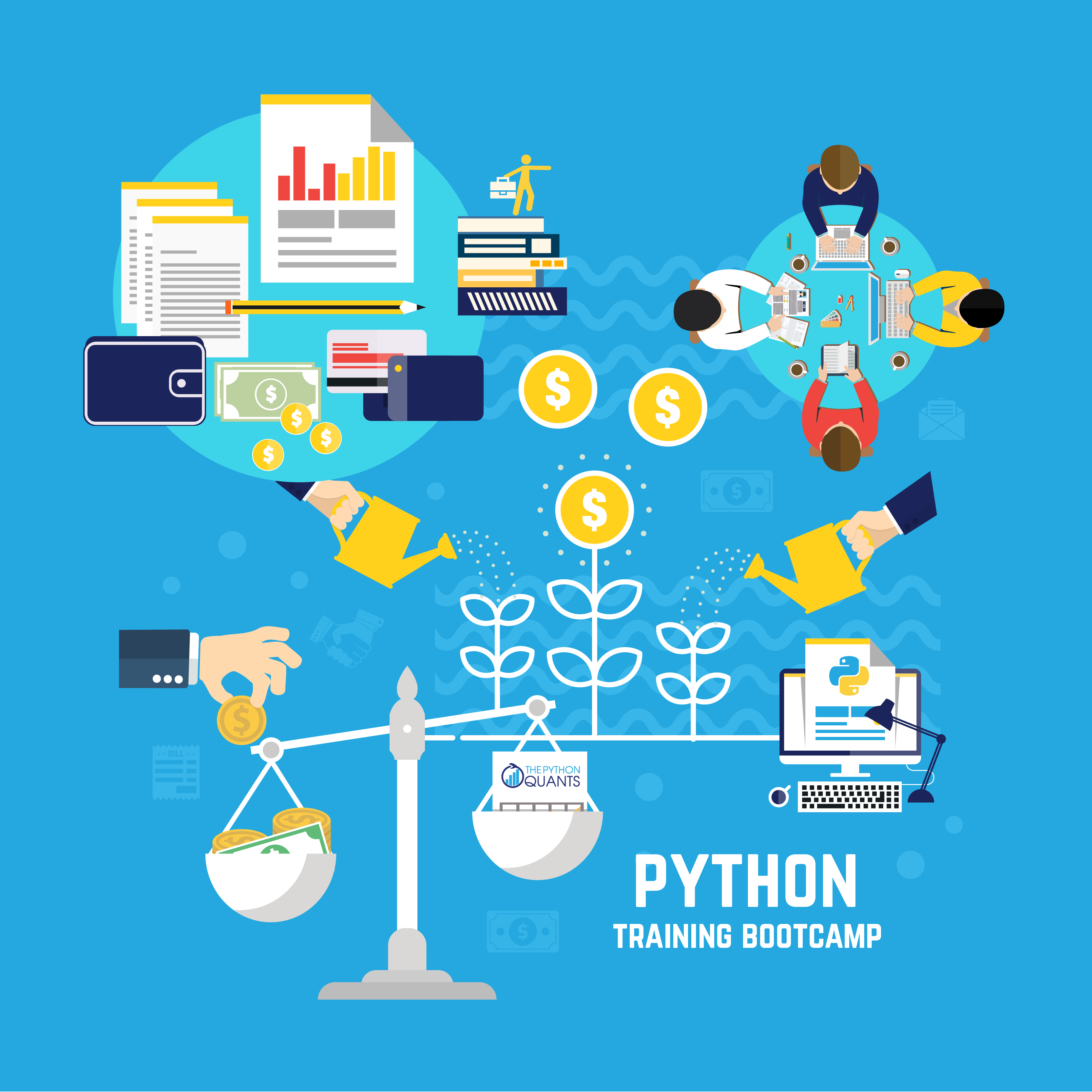 For Python Quants Event Series