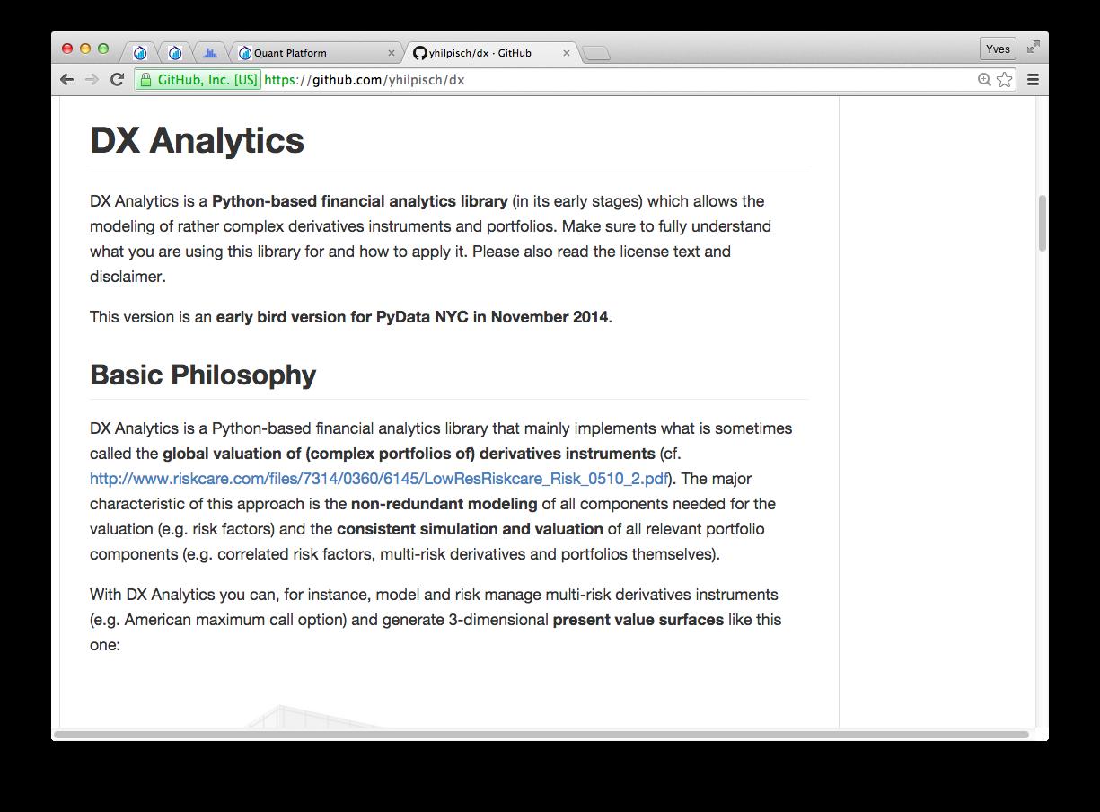 Derivatives Analytics with Python (Wiley Finance) – Data